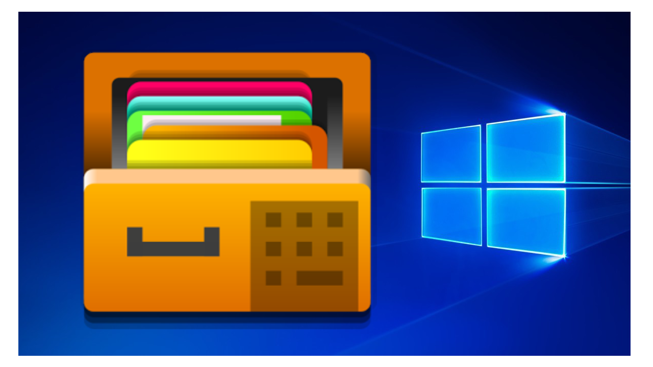 Best free clipart manager windows jpg royalty free stock Best Free Windows 10 File Manager Apps jpg royalty free stock