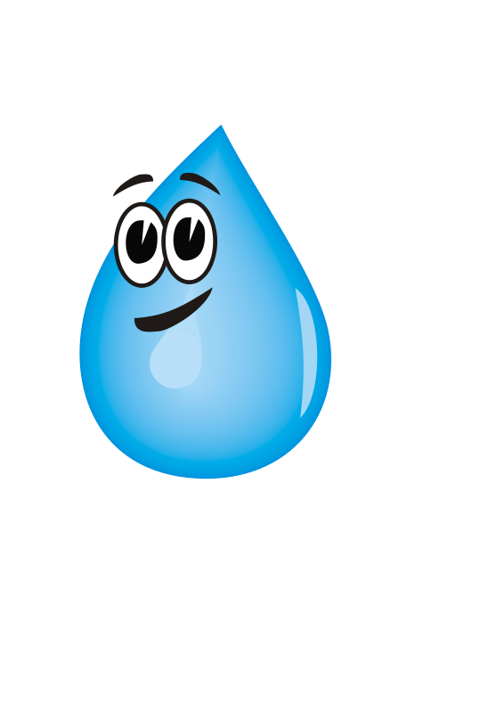 Best free water drop clipart for newsletters jpg Free Clipart: Water droplet | mbalax jpg