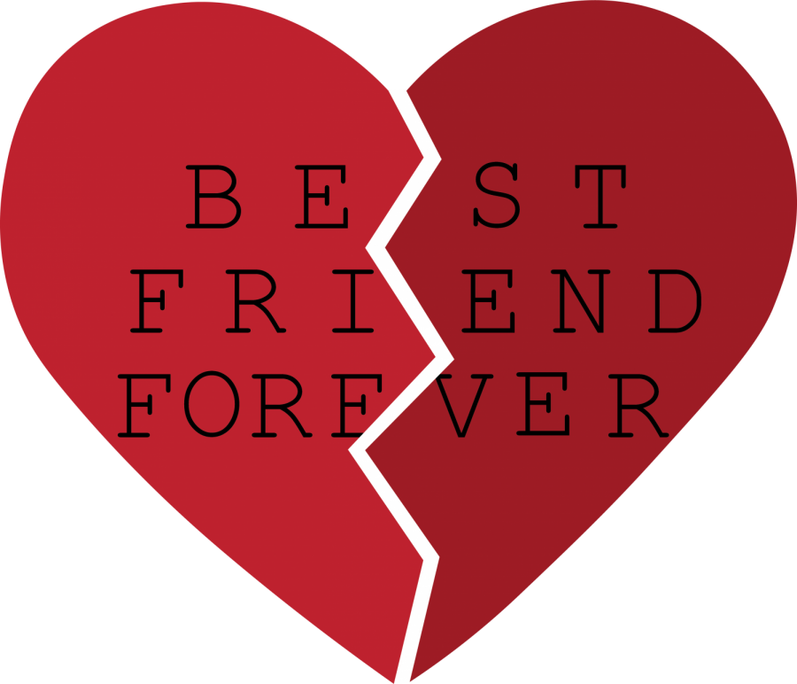 Best friend heart clipart png transparent stock Breaking Cupid's (platonic) arrow – The DePaulia png transparent stock