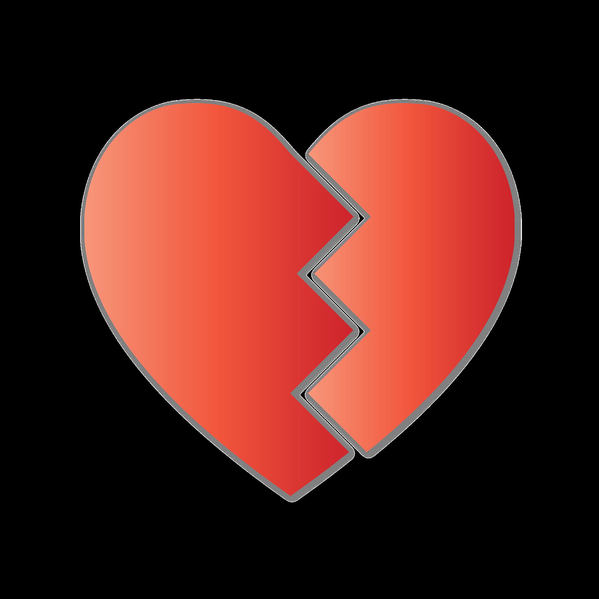 Best friends broken heart clipart graphic freeuse Best Break Up Stories - Salt Lake Magazine graphic freeuse