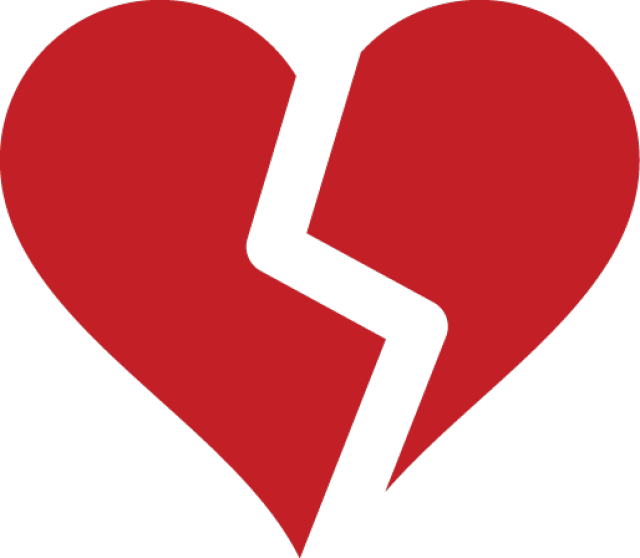 Cracked heart clipart clip black and white download Broken Heart Symbol | Different clip Arts | Pinterest | Broken heart ... clip black and white download