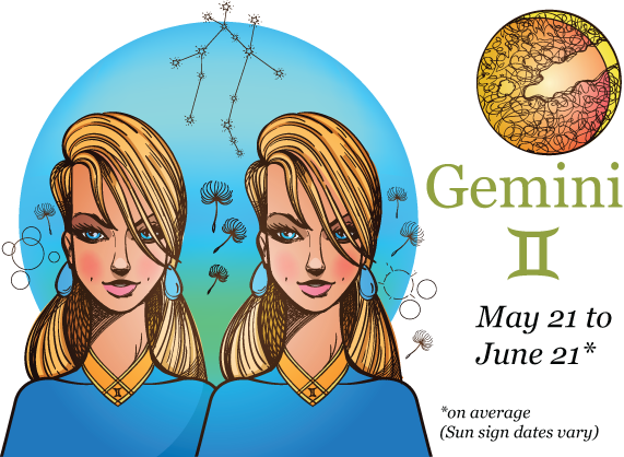 Best traits of gemini clipart royalty free stock The Gemini Woman royalty free stock