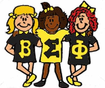 Beta sigma phi clip art picture freeuse 10+ images about Beta Sigma Phi on Pinterest | Friendship, Yellow ... picture freeuse