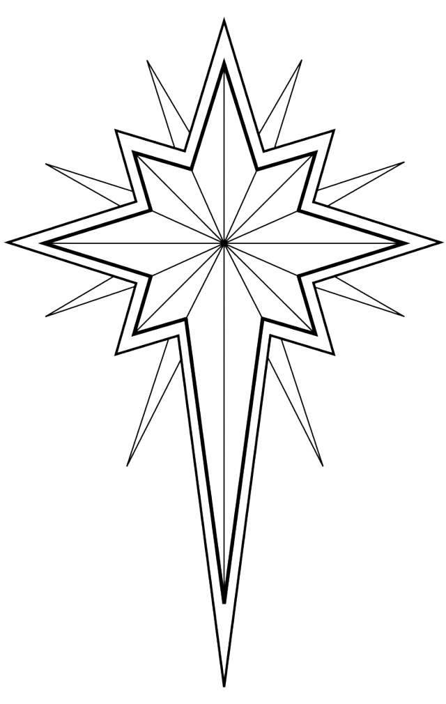 Star of bethlehem clipart black and white png black and white download Star Drawing at GetDrawings.com | Free for personal use Star Drawing ... png black and white download