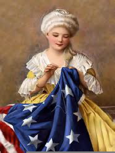 Betsy clipart clip art royalty free stock Betsy Ross Flag Clipart   Free Images at Clker.com - vector clip art ... clip art royalty free stock