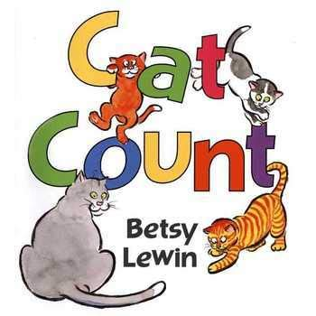 Betsy lewin clipart picture transparent stock Cat Count by Betsy Lewin picture transparent stock