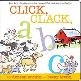Betsy lewin clipart vector freeuse stock Click, Clack, ABC (A Click Clack Book): Doreen Cronin, Betsy Lewin ... vector freeuse stock