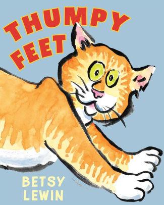 Betsy lewin clipart clip art transparent download Thumpy Feet NOOK Book clip art transparent download