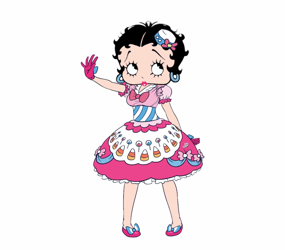 Betty boop disney cartoon clipart image freeuse Bb Candy Dress Disney Cartoons, Candy Dress, Betty - Betty Boop ... image freeuse