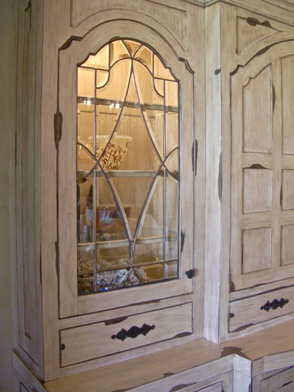 Beveled wooden cabinet door clipart graphic transparent download Beveled Diamonds Cabinet Glass Inserts   Sans Soucie Art Glass graphic transparent download