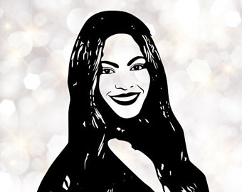 Beyonce black and white clipart jpg free library 9+ Beyonce Clipart | ClipartLook jpg free library