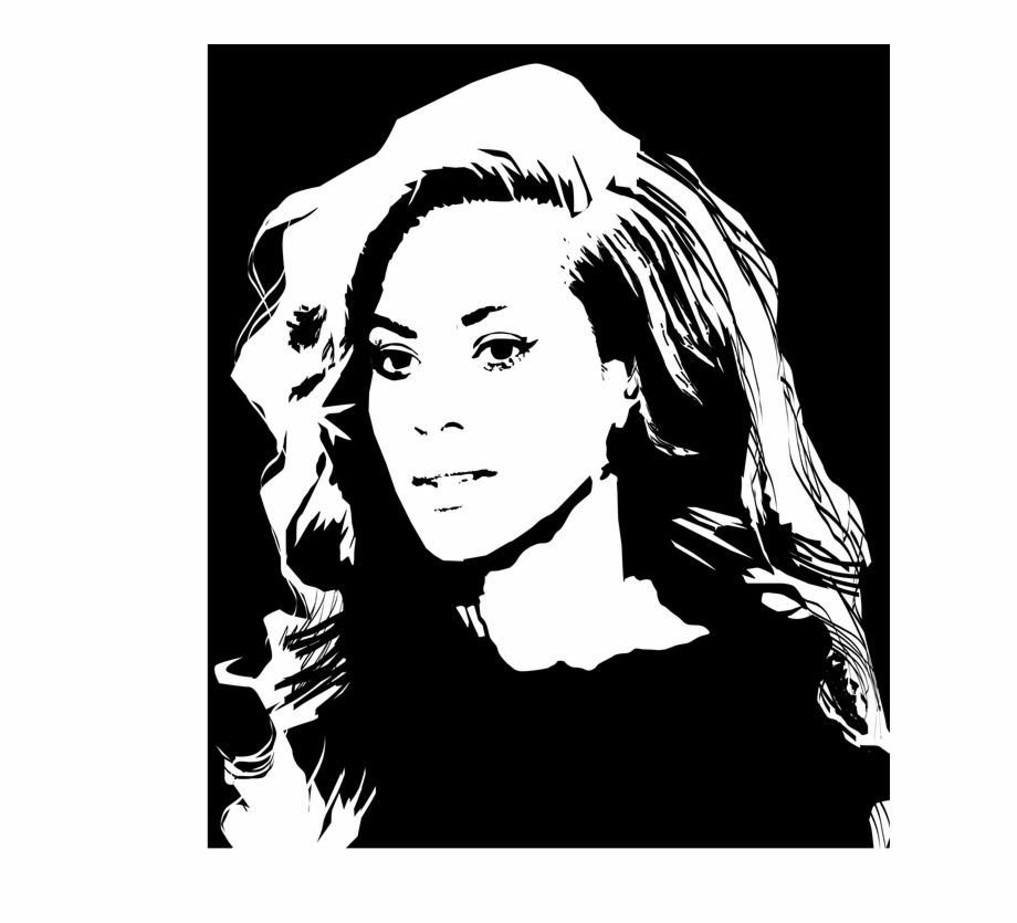 Beyonce black and white clipart png royalty free download Beyoncé\'s Bold Celebration Of Blackness Shocked The - Beyonce ... png royalty free download