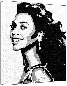 Beyonce black and white clipart vector freeuse Beyonce clipart 3 » Clipart Portal vector freeuse