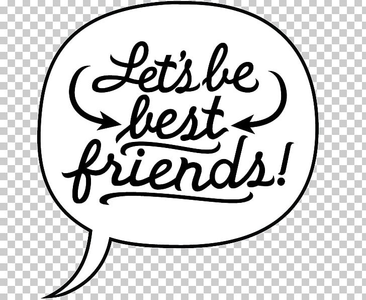 Bff forever script black and white clipart clipart free download Best Friends Forever Friendship Drawing PNG, Clipart, Area, Art ... clipart free download