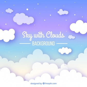 Bg clouds clipart graphic freeuse Clouds Vectors, Photos and PSD files | Free Download graphic freeuse