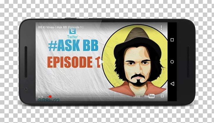 Bhuvan bam clipart free download Bhuvan Bam Smartphone BB Ki Vines Android Mobile Phones PNG, Clipart ... free download