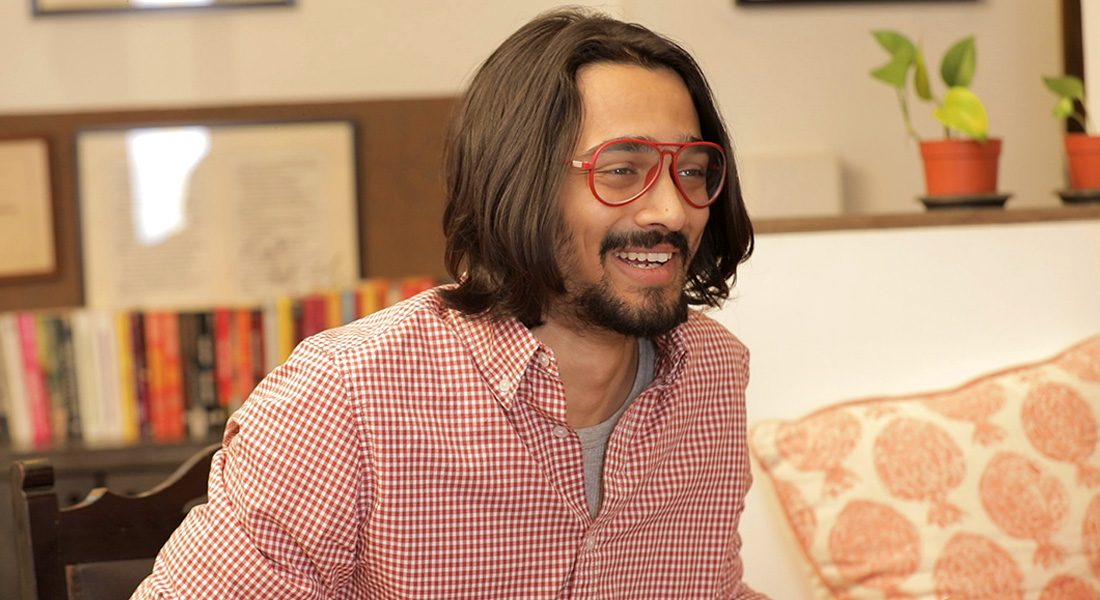 Bhuvan bam clipart clip black and white download I\'m Scared Of Losing It All: Bhuvan Bam On His Fears And Bollywood ... clip black and white download