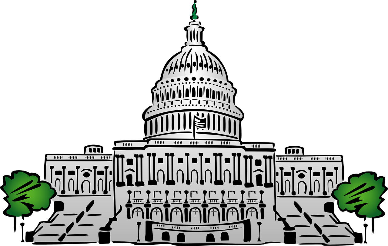 Senate and house of representatives clipart svg freeuse download US government experiments on humans - Greed svg freeuse download