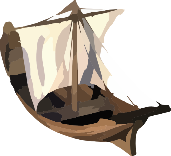 Bible boat fish clipart image royalty free download Fishing Boat Clipart biblical fishing - Free Clipart on ... image royalty free download