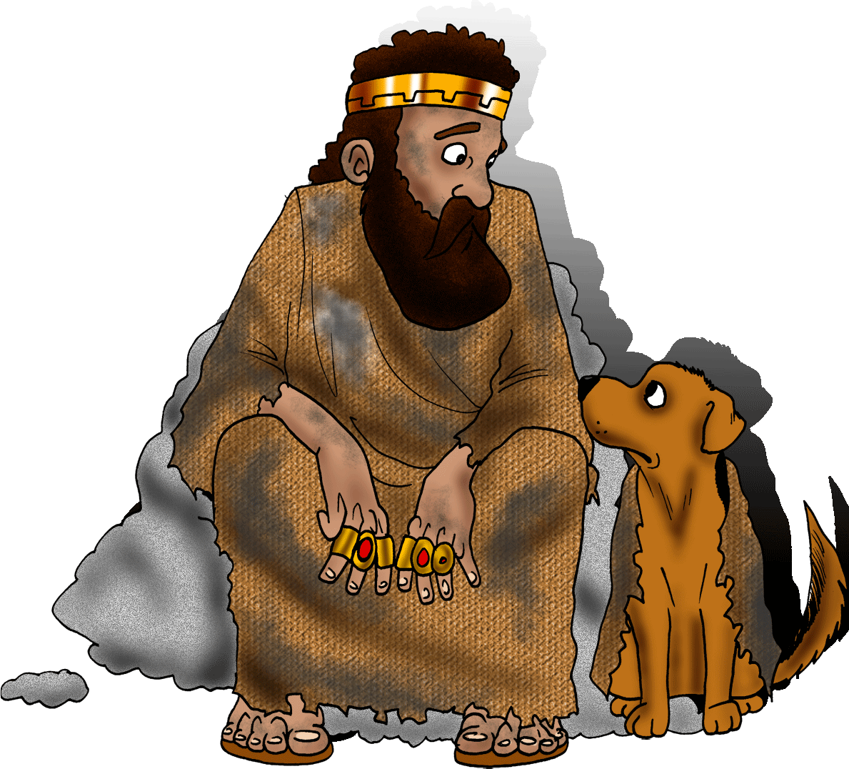 Bible boat fish clipart banner royalty free stock In Nineveh, even the animals repented when Jonah showed up!