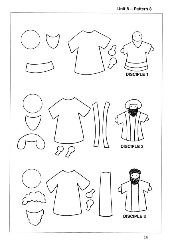Bible character cards clipart picture royalty free 17 Best images about Bible Characters on Pinterest | Sunday school ... picture royalty free