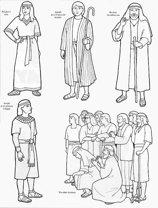 Characters clipartfest flannel board. Bible character clipart black and white