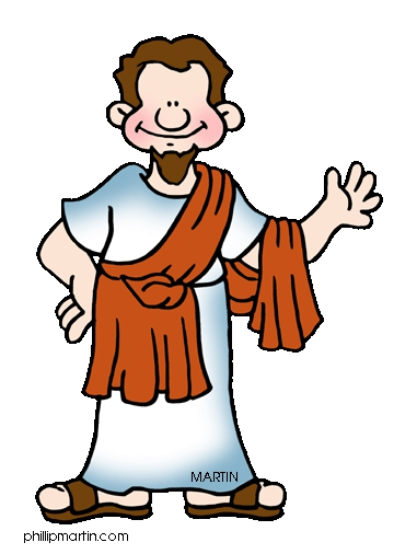 Bible character clipart black and white. Characters kid pnew us