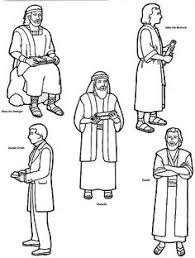 Bible character clipart for kids black and white banner freeuse download Image result for bible characters clipart black and white | bible ... banner freeuse download