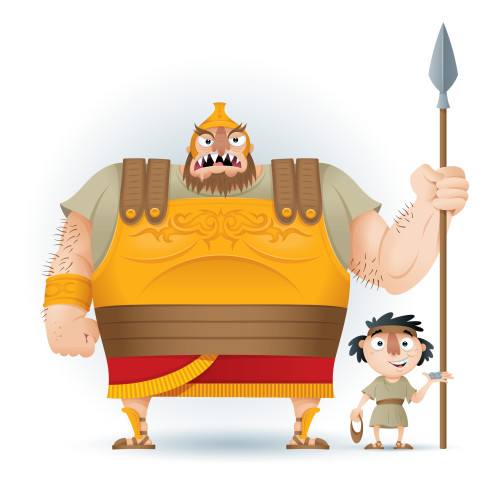 Bible character david clipart free stock Disciple Dojo – JMSmith.org » Rereading David & Goliath – Part 1 ... free stock