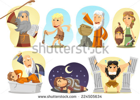 Bible character david clipart transparent stock David And Goliath Stock Images, Royalty-Free Images & Vectors ... transparent stock