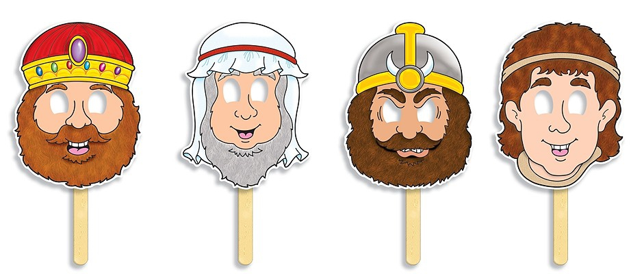 Bible character face clipart vector royalty free download Bible Characters For Kids bible character clipart clipart kid ... vector royalty free download