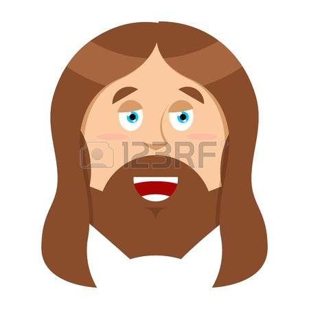 Bible character face man clipart vector free library 539 The Believer Stock Vector Illustration And Royalty Free The ... vector free library