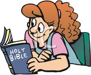 Bible clip art for children jpg library stock Children Reading The Bible Clipart   Clipart Panda - Free Clipart ... jpg library stock
