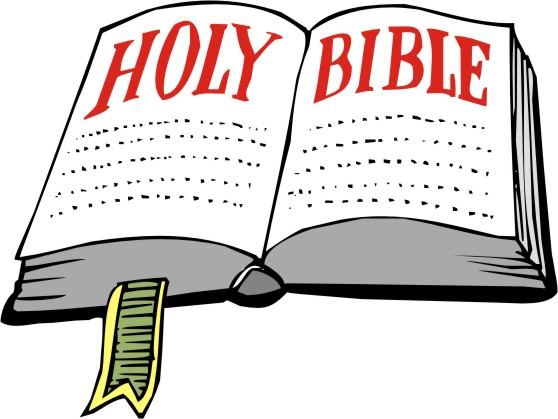 Religious kid . Bible clipart