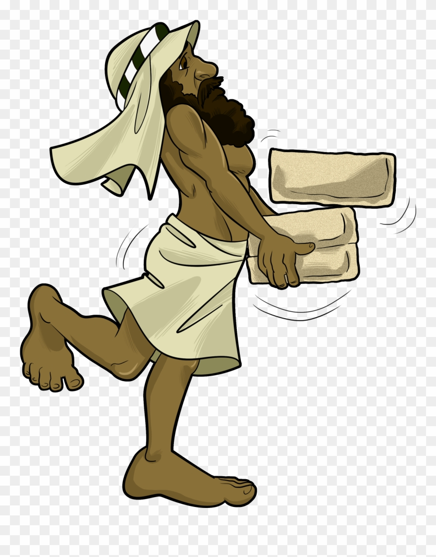 Bible clipart plagues of egypt black and white library Moses Exodus, Moses Bible Crafts, Plagues Of Egypt, - Hebrew Slave ... black and white library