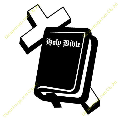 Bible cliparts banner royalty free download Cross And Bible Clipart - Clipart Kid banner royalty free download