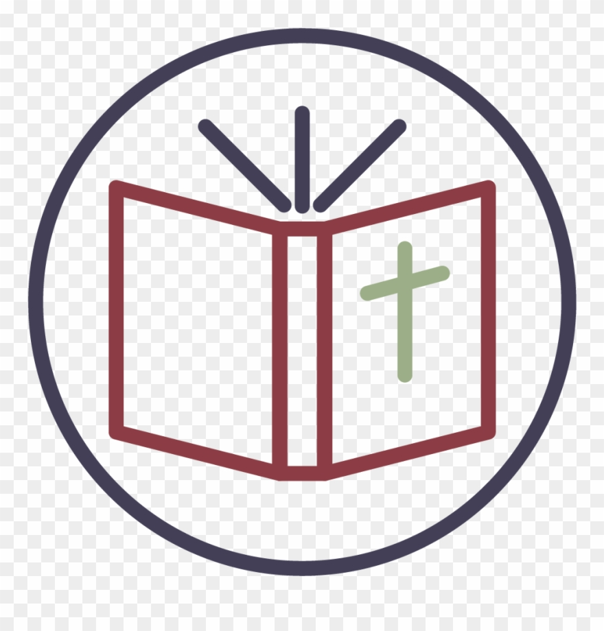 Bible clock clipart picture royalty free download The Bible - We Believe Icon Clipart (#958153) - PinClipart picture royalty free download