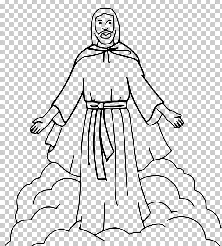 Bible & cooking clipart black and white graphic free download Bible Coloring Book Depiction Of Jesus Child PNG, Clipart, Art ... graphic free download