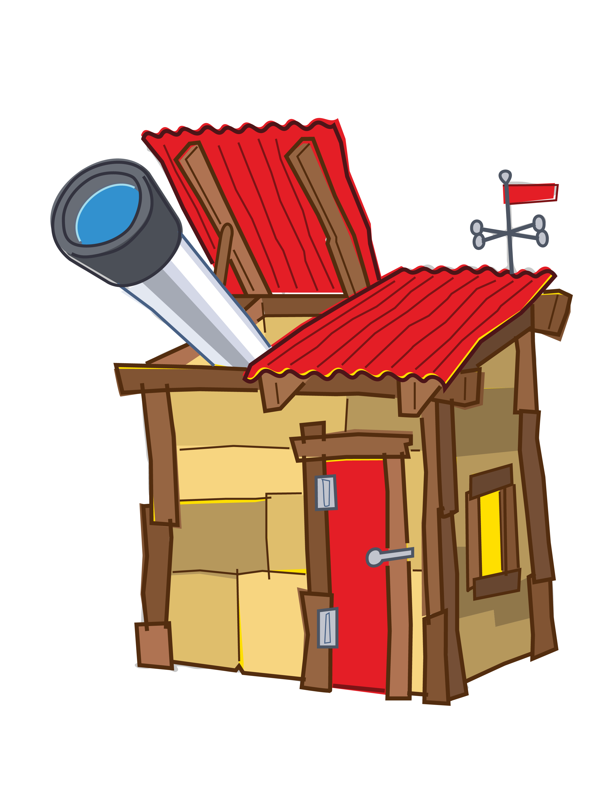 Kid club house clipart image download VBS Theme Reveal!! – Lowell Church of Christ image download