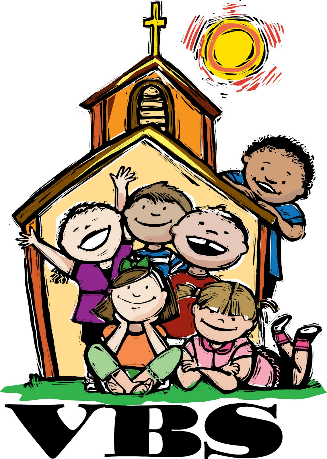 Vacation bible school free clipart png transparent Free Church Vacation Bible School Clip Art free image png transparent