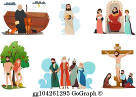 Bible stories clipart clip black and white download Bible Stories Clip Art - Royalty Free - GoGraph clip black and white download