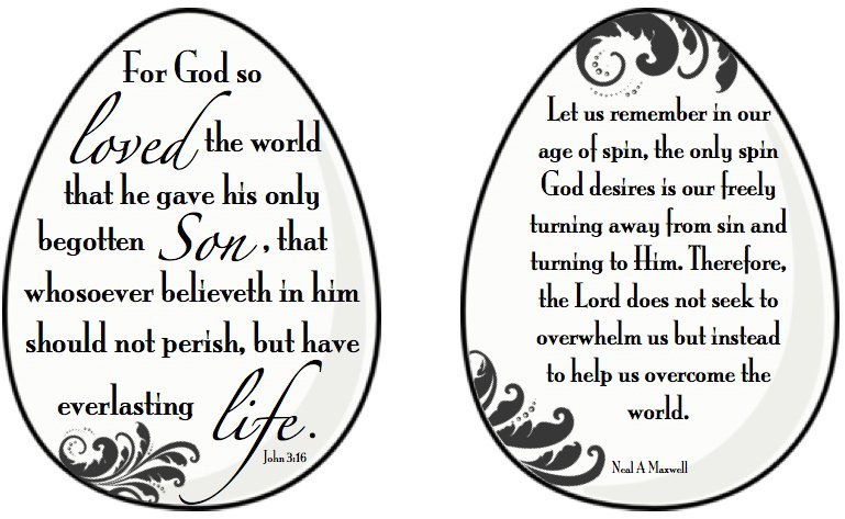 Bible verses for church homecoming black and white clipart clip black and white stock Free Easter Scripture Cliparts, Download Free Clip Art, Free Clip ... clip black and white stock