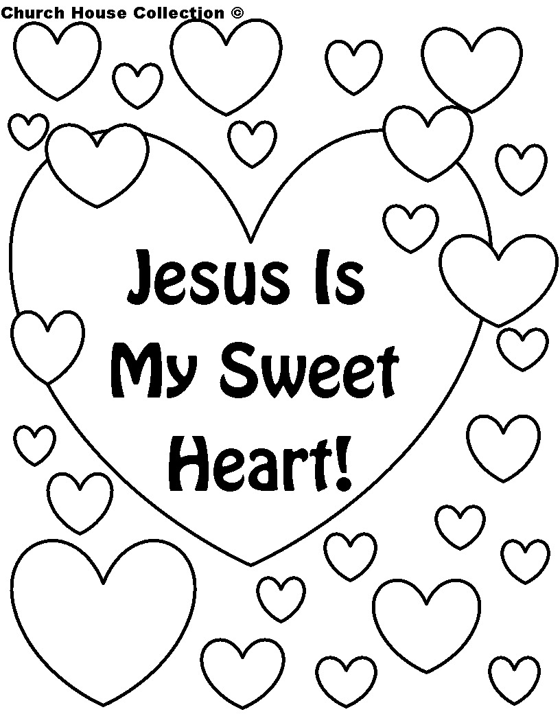 Bible verses for valentines day black and white clipart
