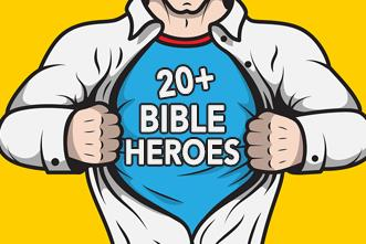 Biblical character traits clipart graphic royalty free download 20+ Messed Up Bible Heroes and What We Can Learn From Them by Ron ... graphic royalty free download