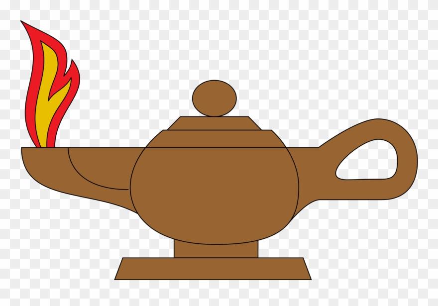 Biblical oil lamp clipart royalty free stock Oil Clip Art Interesting - Bible Oil Lamp Cartoon - Png Download ... royalty free stock