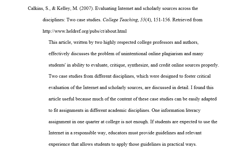 Bibliography apa. Annotated guide guides at