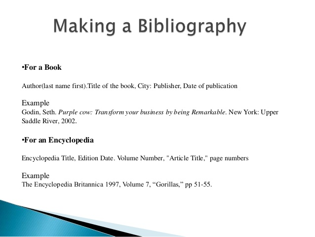 Bibliography examples vector freeuse library Bibliography vector freeuse library