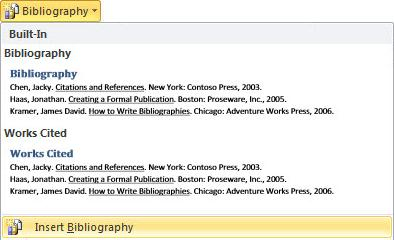 Bibliography generator apa clipart freeuse APA, MLA, Chicago – automatically format bibliographies - Word clipart freeuse