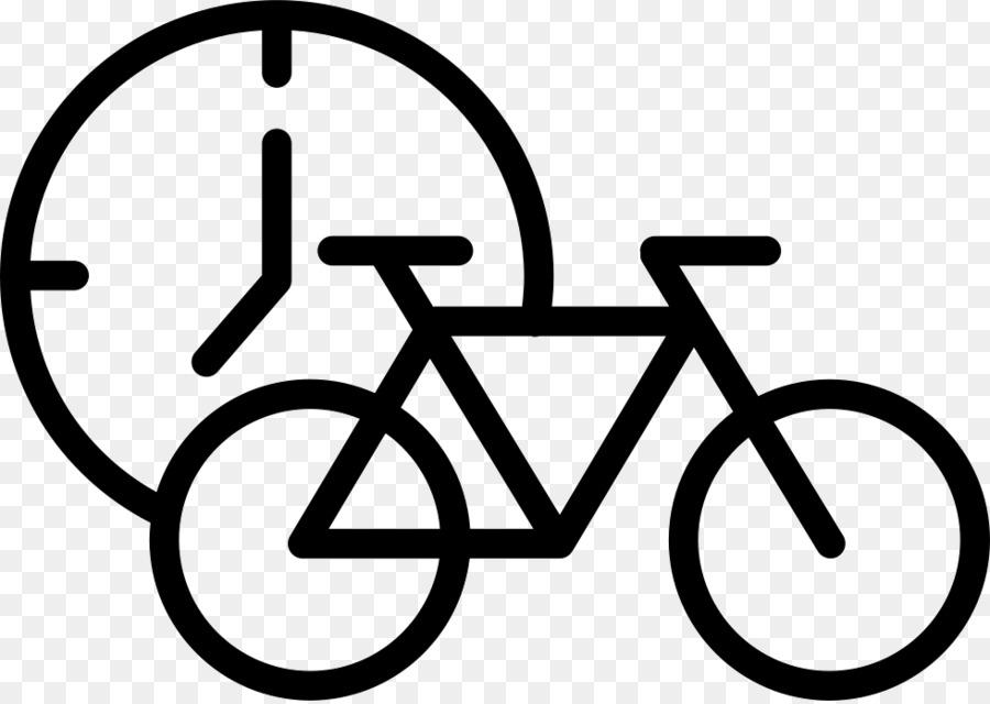 Bicicleta vector clipart