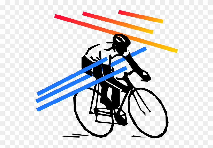 Bicicleta vector clipart image freeuse library Bicycle Vector Clip Art - Fun Bike Logo Vector - Png Download ... image freeuse library